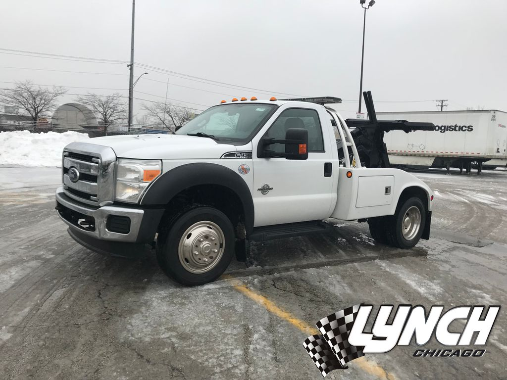 2011 ford f 450 super duty towing capacity
