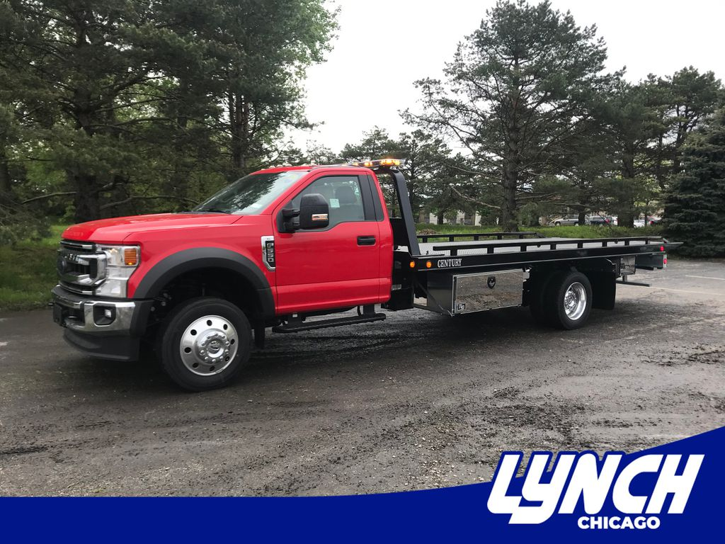 New 2020 Ford F-550 XLT