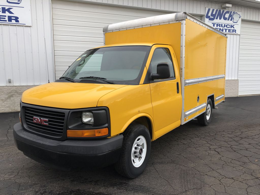 Pre-Owned 2014 GMC Savana Commercial Cutaway BASE