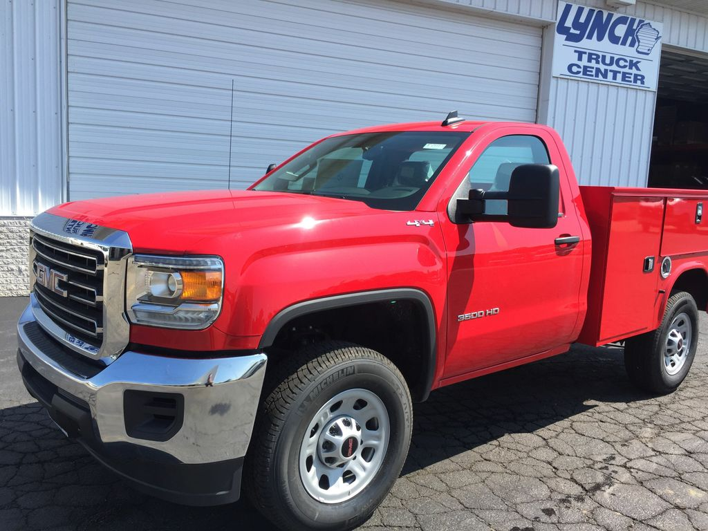 New 2017 GMC Sierra 3500 BASE