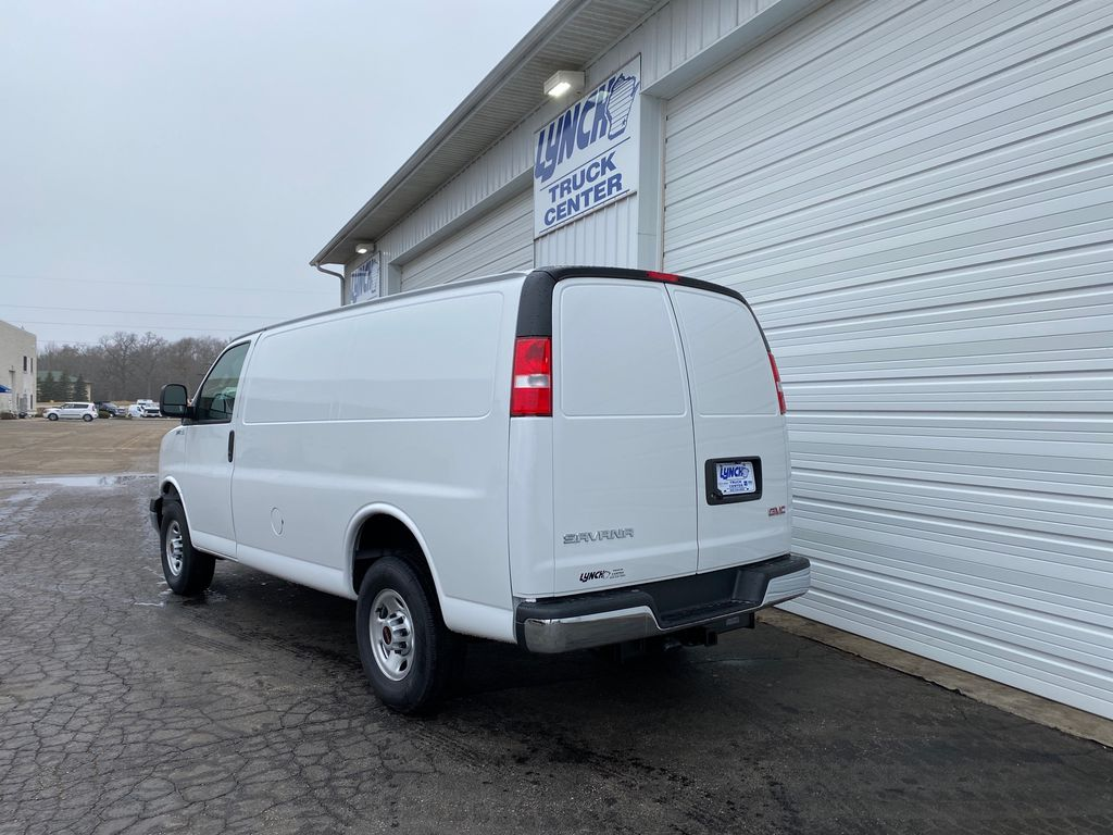 New 2020 GMC Savana G2500 2WD CARGO VAN N/A in Waterford ...