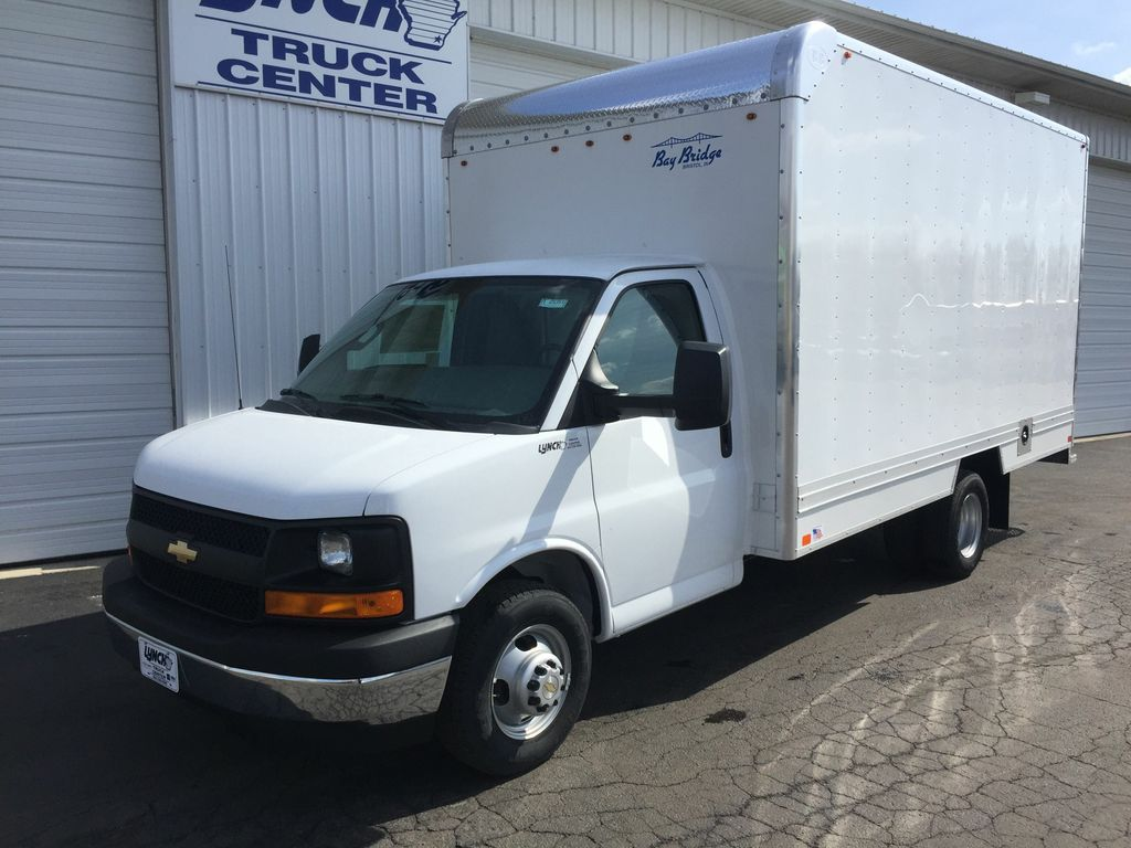 New 2017 Chevrolet Express Commercial Cutaway BASE