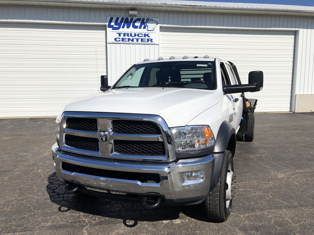 Pre-Owned 2017 RAM 5500 Chassis Cab TRADESMAN