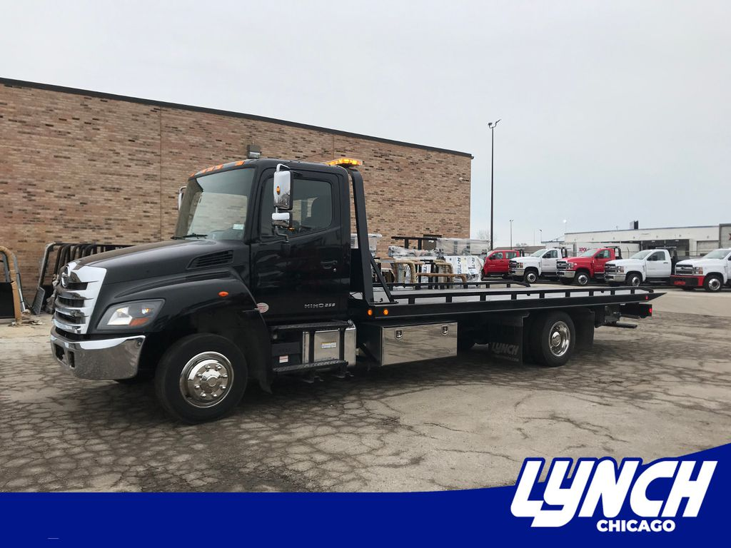 Pre-Owned 2017 HINO 258 258