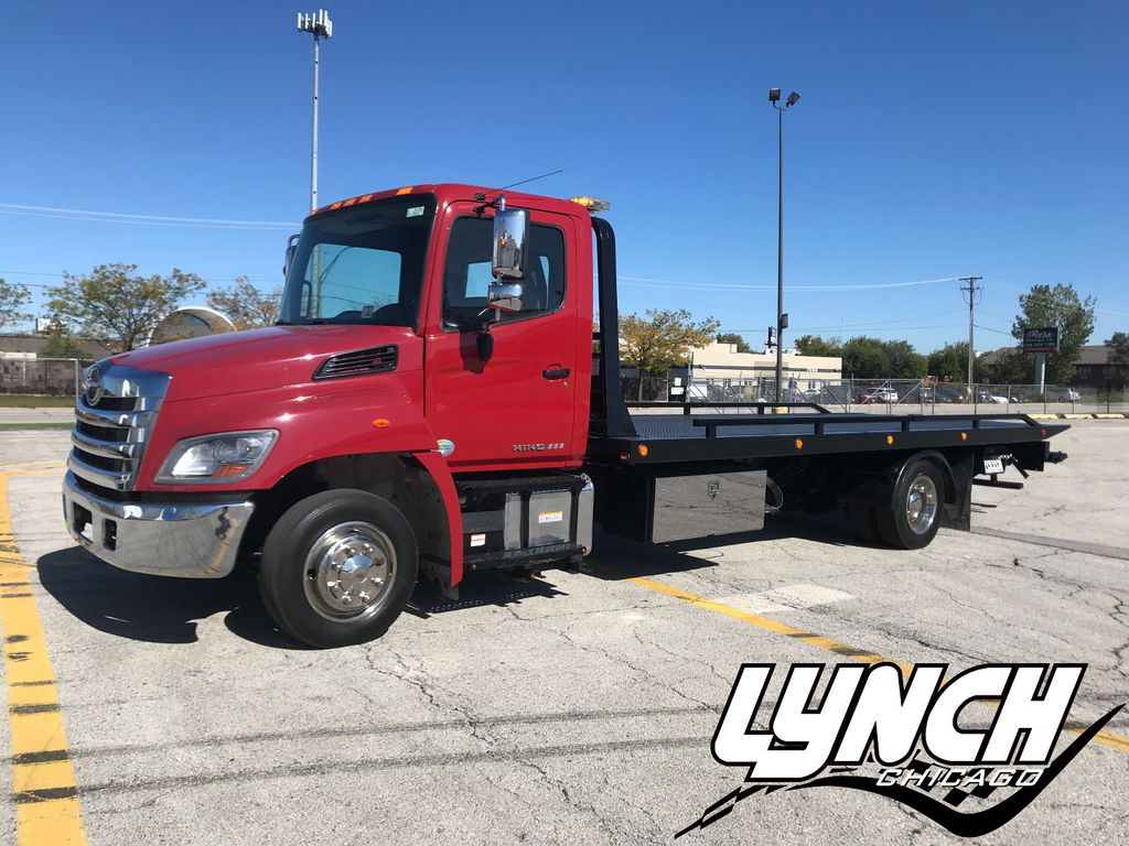 Pre-Owned 2015 Hino 258LP 258LP