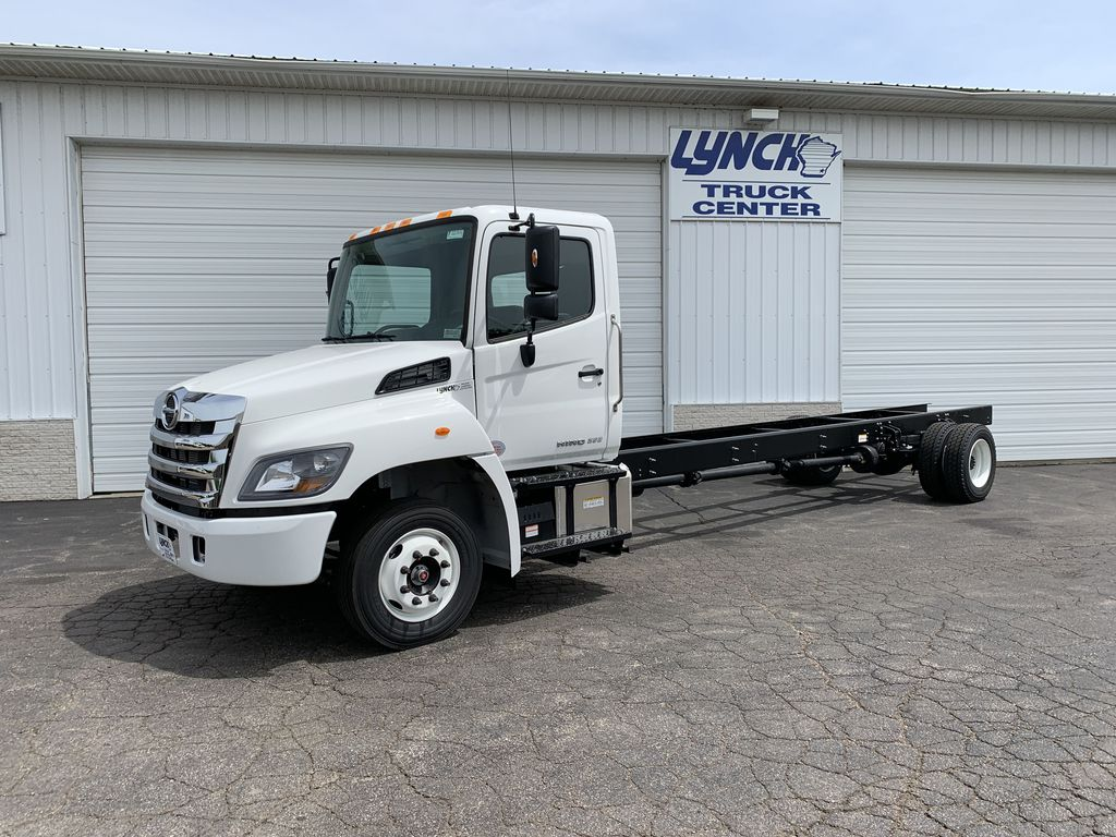 New 2020 Hino 258LP CONVENTIONAL
