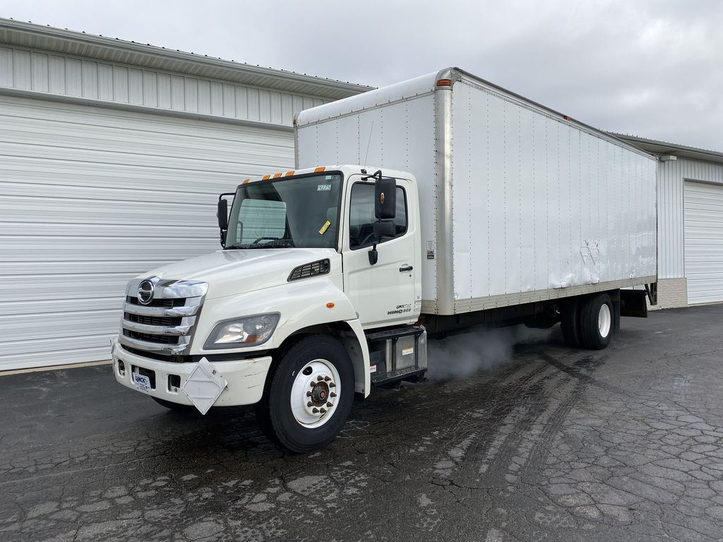 Pre-Owned 2014 Hino 268A CONVENTIONAL