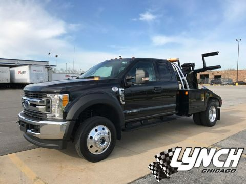 New 2018 Ford Super Duty F-550 DRW 4WD Vulcan 807 Self Loader (In production)