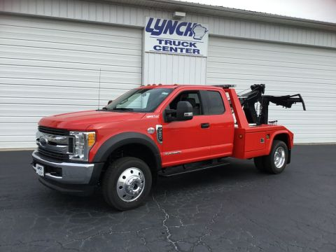 New 2017 Ford F550 4WD Super Cab Wrecker