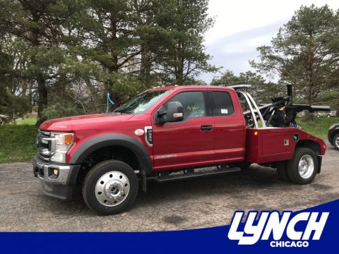 New 2020 Ford Super Duty F-550 DRW XLT