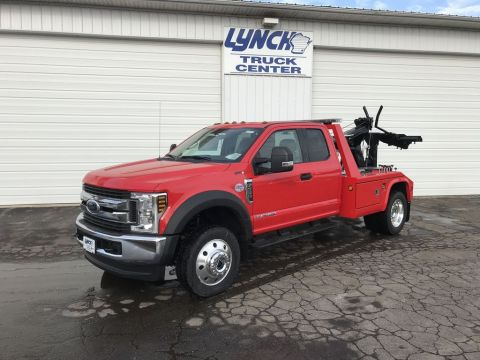 New 2019 Ford F550 F550