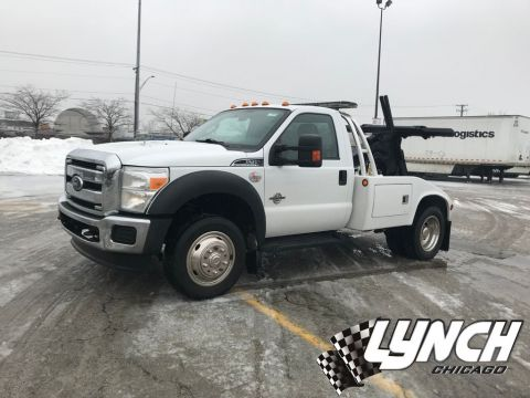 Pre-Owned 2011 Ford F-450 SUPER DUTY
