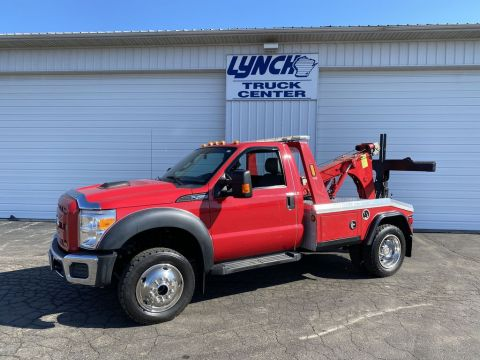 Pre-Owned 2011 Ford SUPER DUTY F-450 DRW XLT