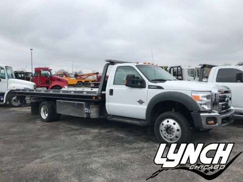 Pre-Owned 2016 Ford F-550 SUPER DUTY