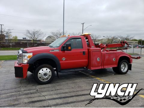 Pre-Owned 2013 Ford Super Duty F-550 DRW XLT