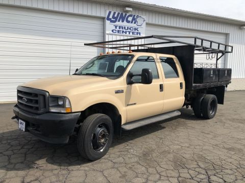 Pre-Owned 2003 Ford F SUPER DU UNKNOWN