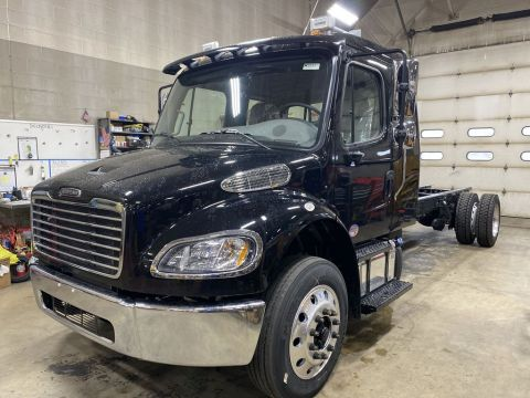 New 2020 Freightliner M2 BASE
