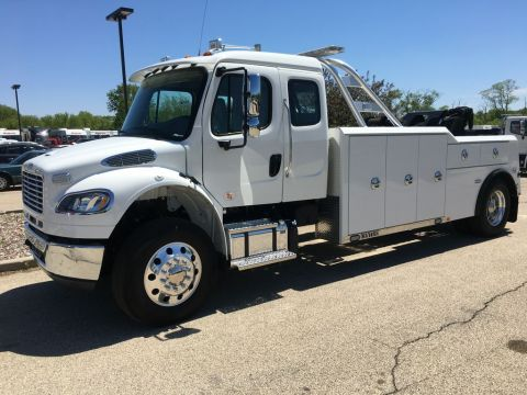 New 2017 Century FREIGHTLINER Extended Cab Heavy Duty Wrecker