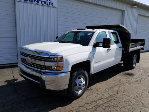 New 2018 Chevrolet Silverado 3500H WORK TRUCK