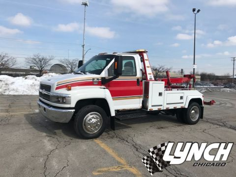 Pre-Owned 2004 Chevrolet C5500 C5500