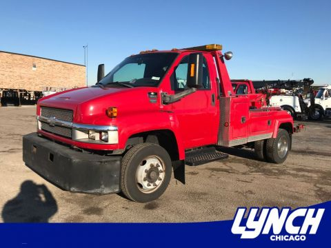Pre-Owned 2005 Chevrolet 5500 5500
