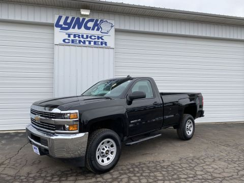 Pre-Owned 2016 Chevrolet Silverado WORK TRUCK