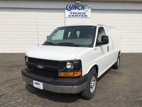 Pre-Owned 2014 Chevrolet Express Van EXPRESS G2500