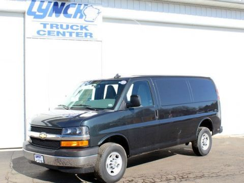 New 2017 Chevrolet Express Cargo Van RWD