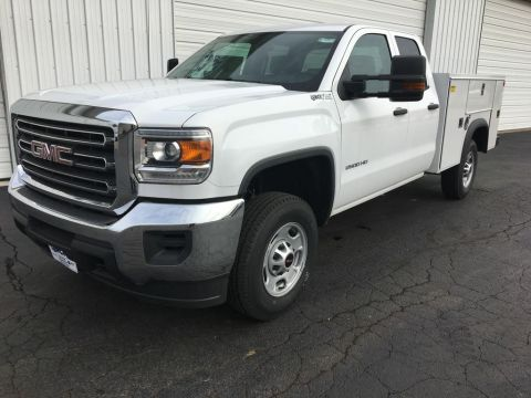 New 2017 GMC Sierra 2500HD RWD Service Body