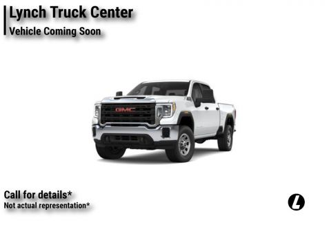 New 2020 GMC Sierra 3500HD CC BASE