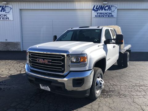 New 2018 GMC Sierra 3500 BASE