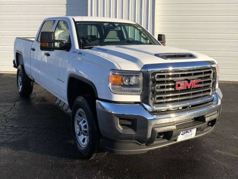 New 2019 GMC Sierra 3500HD BASE