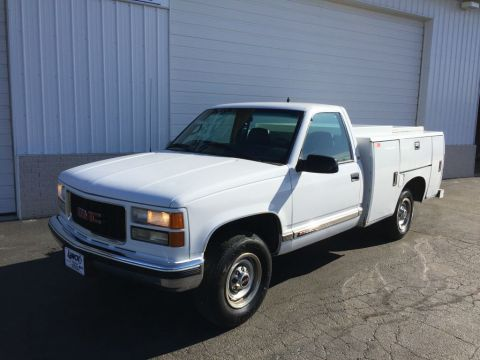 Pre-Owned 2000 GMC Sierra 2500 BASE