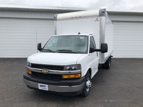 New 2019 Chevrolet Express Commercial Cutaway BASE