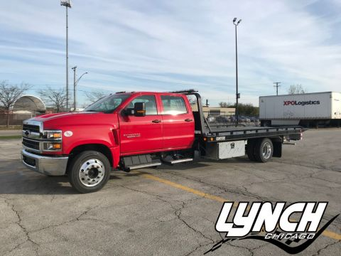New 2019 Chevrolet 5500HD 5500HD