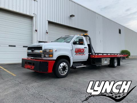 New Tow Trucks for Sale in Waterford | Lynch Truck Center