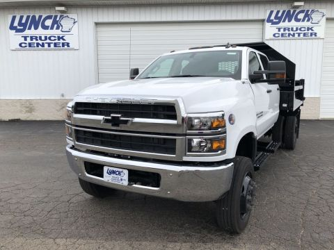 New 2019 Chevrolet Silverado MD WORK TRUCK