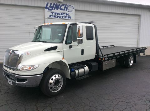 New 2018 International 4300EC Vulcan LCG 12 Series Carrier
