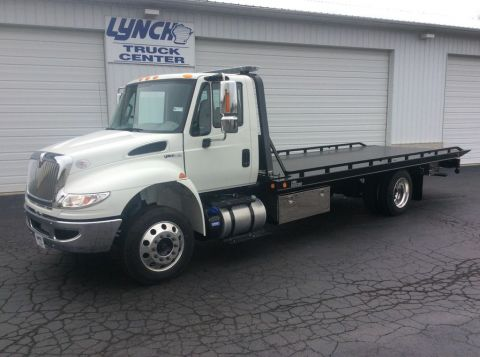 New 2018 International 4300 Regular Cab Carrier