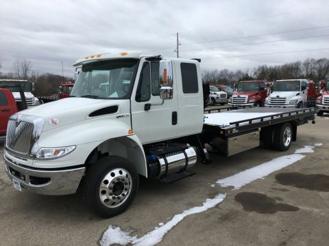 New 2018 International 4300EC Extended Cab