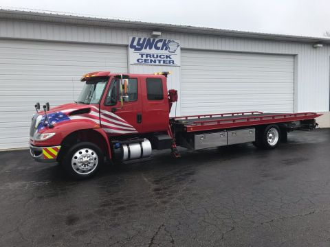 Pre-Owned 2016 Vulcan INTERNATIONAL 4300 INTERNATIONAL 4300