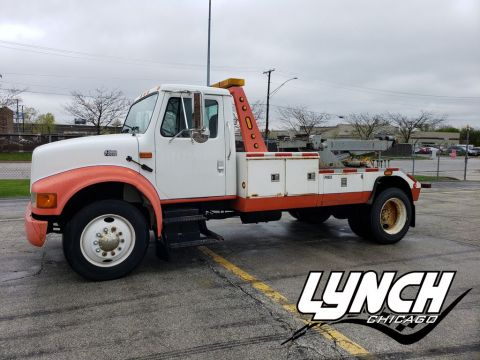 Pre-Owned 2001 International 4700 4700