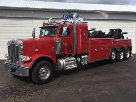 New 2020 Peterbilt Conventional 337