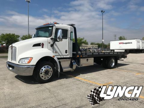New 2019 Kenworth T270 T270