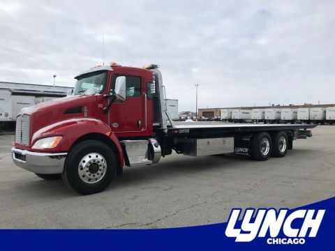 New 2020 Kenworth T370 T370