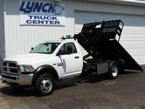 Pre-Owned 2017 RAM 5500 Chassis Cab SLT