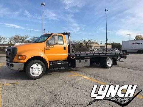 Pre-Owned 2008 Ford Super Duty F-650 STRAIGHT FRAME XL