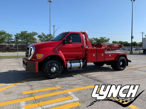 Pre-Owned 2013 Ford Super Duty F-750 STRAIGHT FRAME XL