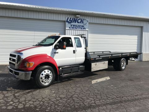 Pre-Owned 2012 Ford F650 F650SC