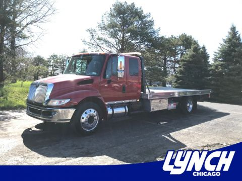 Pre-Owned 2011 International 4300 Extended Cab